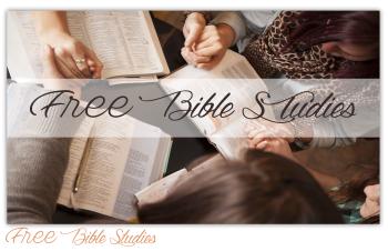 Free Bible Studies Free
